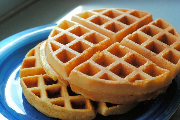 waffle-Alton Brown