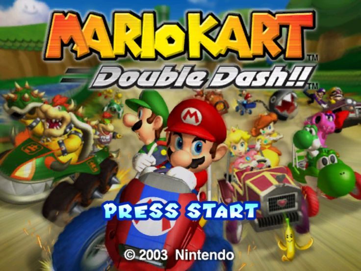 RETROcediendo en el tiempo #16: Mario Kart Double Dash (2003)