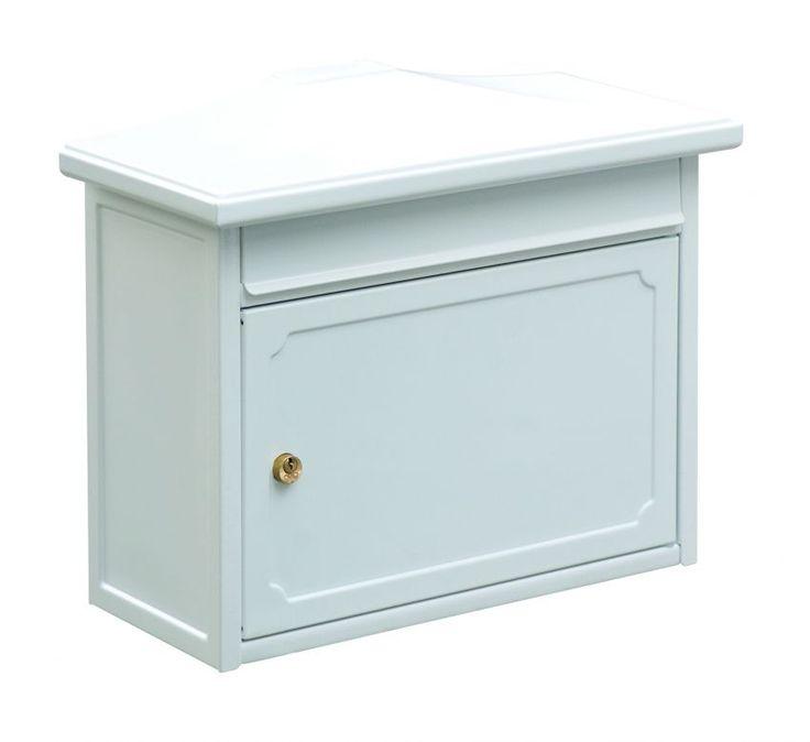 die besten 25 briefkasten wei ideen auf pinterest briefbox briefkasten aus holz und. Black Bedroom Furniture Sets. Home Design Ideas