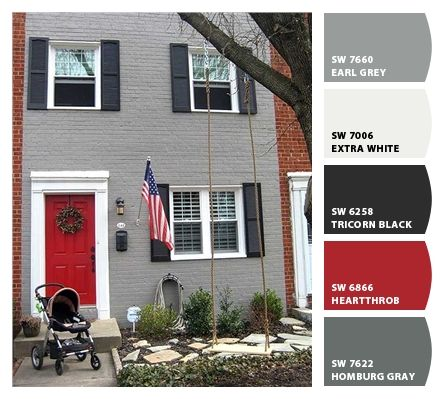 17 Best Ideas About Exterior Gray Paint On Pinterest Gray Exterior Houses Exterior House