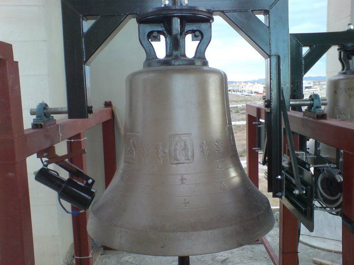 Moving bell