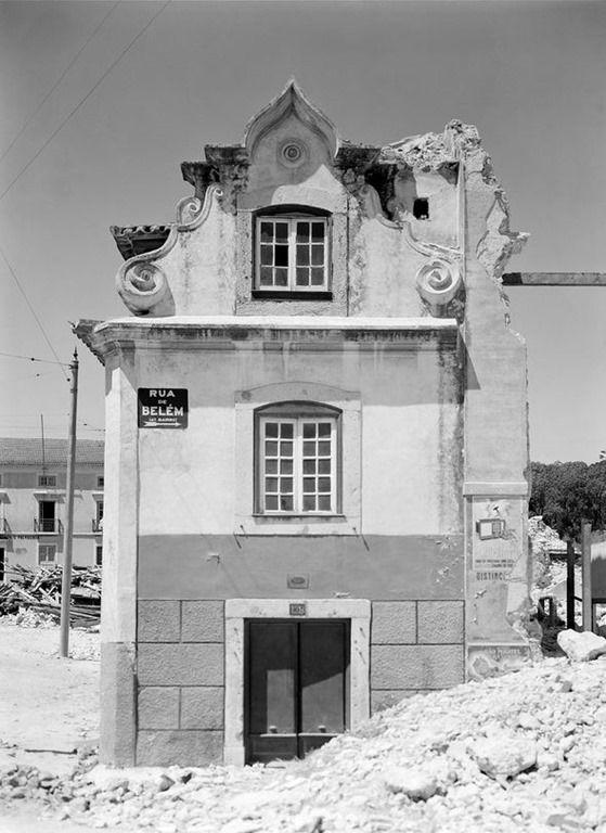 Aproveitamento de edifício pré-existente