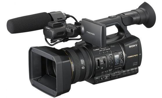 Sony HXR NX5E #CameraPorn