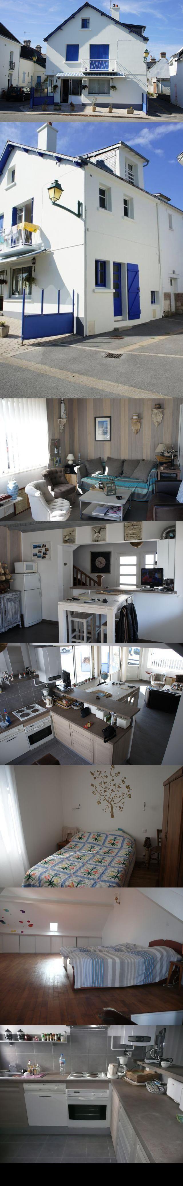 Maison 5 pieces 95 m2 quiberon baie a deux pas des plages maison offrant au rdc