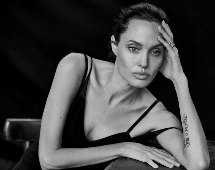 The Examined Life of Angelina Jolie Pitt - DEEP FOCUS | Jolie Pitt has 'never been a person who hides,' says husband Brad...