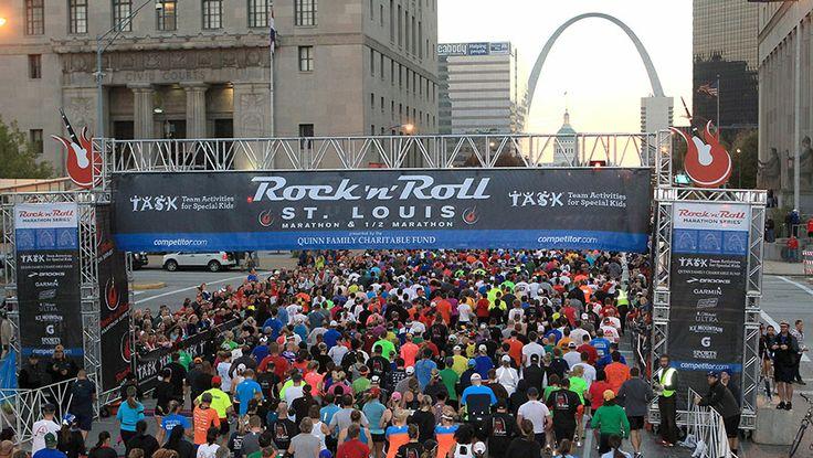 St Louis » Rock 'n' Roll Marathon Series