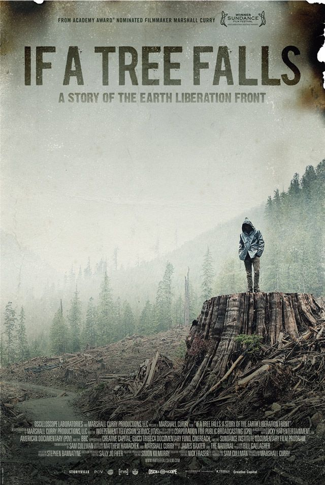 if a tree falls (documentary): environmental science, I wanna find this