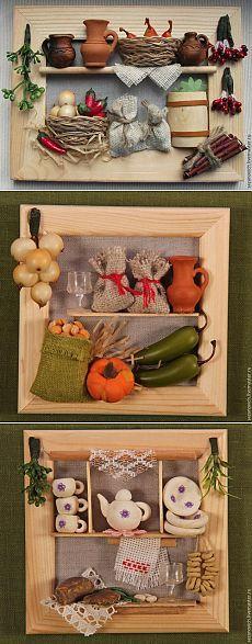 Создаем миниатюры в сельском стиле