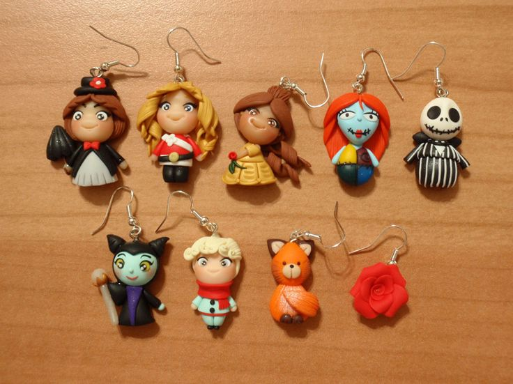 #polimerclaycreation #fimo #cernit #cartoon #disney