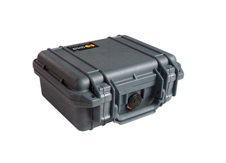 Pelican 1200 Case With Foam for $27.70 at Amazon