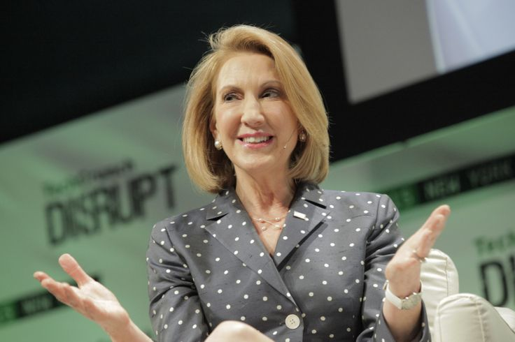 Carly Fiorina Just Played The Gender Card All Wrong | TechCrunch
