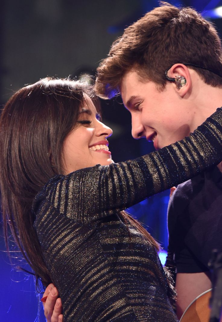 We Seriously Can't Get Enough of (Noncouple) Camila Cabello and Shawn Mendes