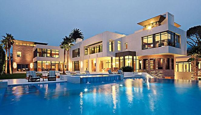 Beverly Hills mansion : my drean house