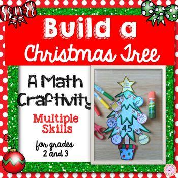 Christmas Tree Activities