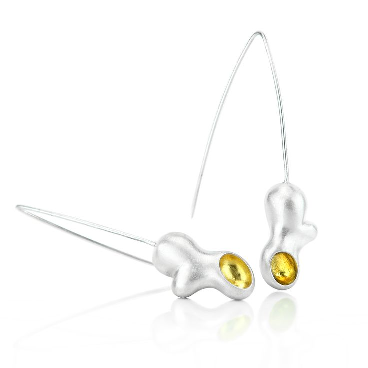 BULB earrings from Dorka S. Jewelry