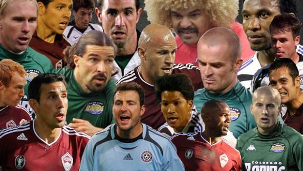 Colorado Rapids Team Pictures Players | Colorado Rapids All-Time All-Star selections | Colorado Rapids