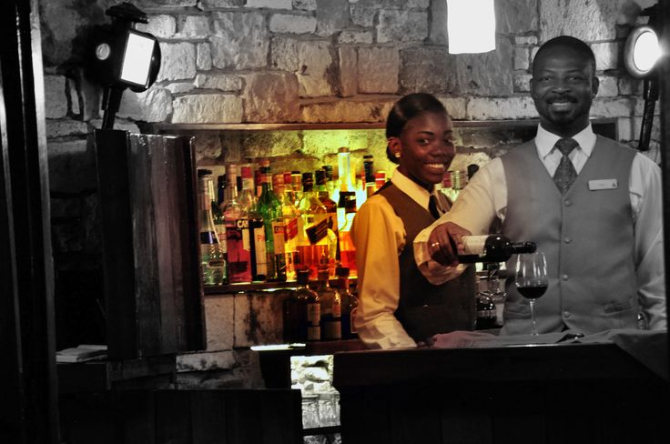 Stone Bar at The Inn