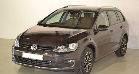 VW Golf Variant Comfortline BlueMotion Technology - 4659