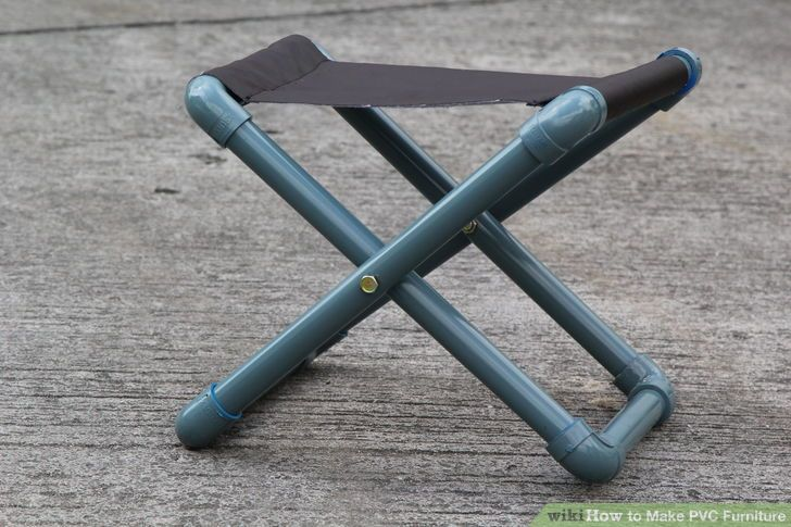 How to Make PVC Furniture: 6 Steps (with Pictures) - wikiHow