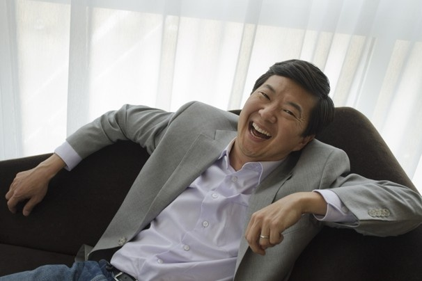 Ken Jeong: From doctor to comedic actor, with a 'Hangover' in between - The Washington Post