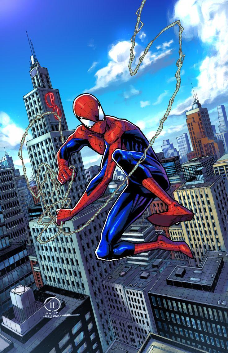 swinging-spiderman-screensaver