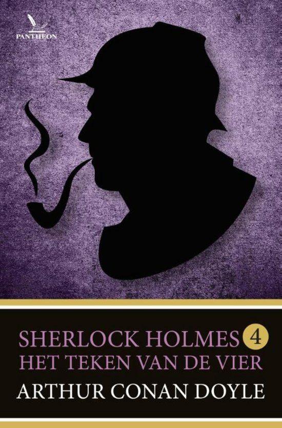Het vierde deel in de Sherlock Holmes-serie bevat onder andere de verhalen Het teken van de vier, Het mysterie van het Boscombedal en Het avontuur van de kartonnen doos.