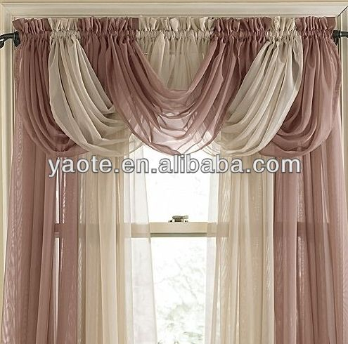 17 mejores ideas sobre colocar cortinas de tela en for Anillas con pinza para cortinas