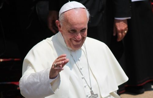 Mary is with us in our struggles, Pope Francis teaches - Vatican - News - Catholic News Agency