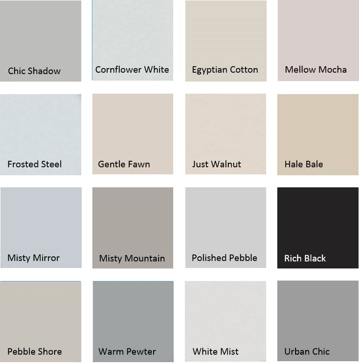 The 25 best ideas about hallway colours on pinterest Different colours of grey paint