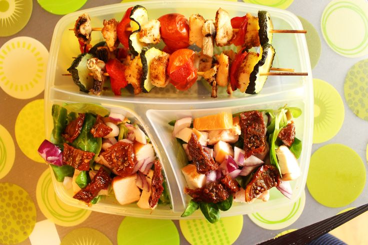 Pomysły na zdrowe drugie śniadanie do pracy lub szkoły - zdrowe lunchboxy, które można jeść na zimno