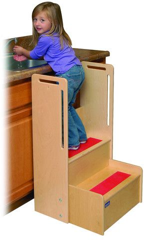Handy Steps | Honor Roll Childcare Supply - Early Education Furniture, Equipment and School Supplies. #ece