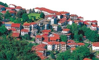 Metsovo, Epirus, region. Best souvlaki ever.