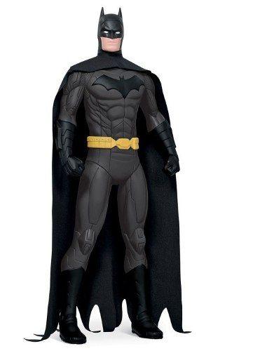 boneco batman 55cm - bandeirante