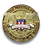 Gold President's Volunteer Service Award