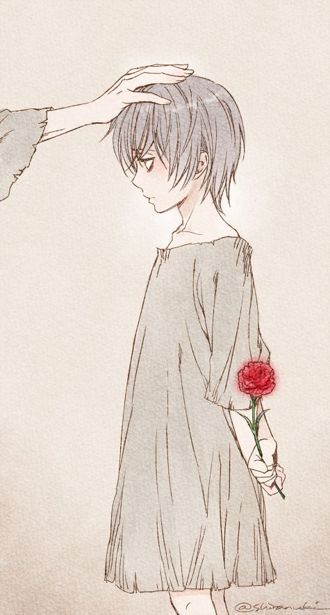 Child Levi....can I adopt him? (This is a beautiful art btw) | SNK