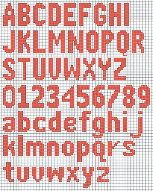 22 best Fair Isle alphabeths and text images on Pinterest ...