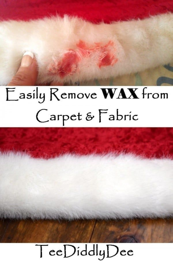 How To Get Wax Out Of Clothing Remove Wax From Clothes Remove Wax Candle Wax Removal