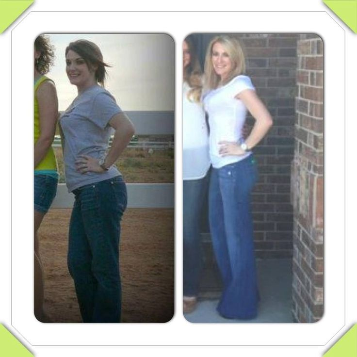 AdvoCare 24 Day Challenge results!