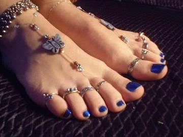 Кольца для пальцев ног