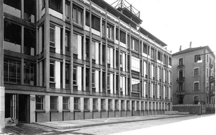 Inail Palazzo , Samona'