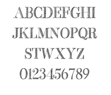Alphabet free vector download 1116 Free vector for