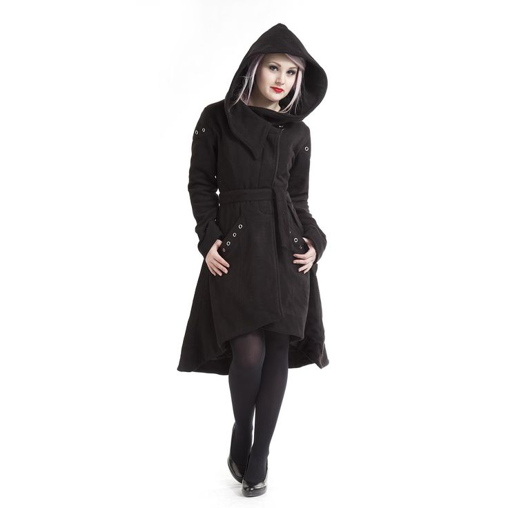 Pleaser - Girls coat by Vixxsin - Article Number: 236674 - from 89.99 € - EMP Merchandising ::: The Heavy Metal Mailorder ::: Merchandise Shirts and More