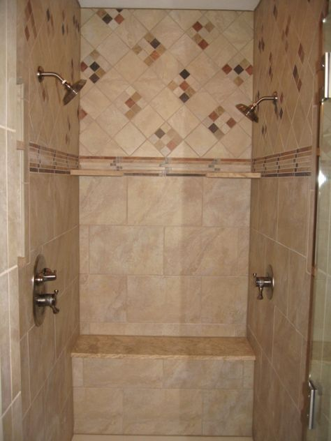 builds custom luxury homes in central indiana this master bathroom features a glass doored two person walk in shower stall with dual rain shower heads and
