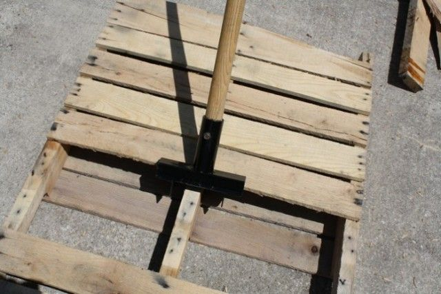 How To Make Your Own Pallet Breaker