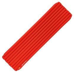Nafukovací matrace Forclaz Air na bivakování, turistiku, trek červená