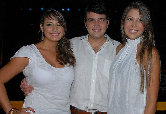 Catalina Jaramillo, Andrés Calderón y Angelina Perna. | Celebración de los 30 años de Conalvias,