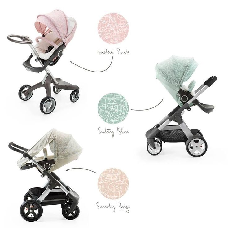 With three beautiful pastel colors, it's hard to pick a favorite for your #stokkesummer <3 #Stokke #SummerKit for #StokkeXplory #StokkeTrailz #StokkeCrusi
