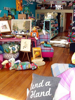 Coco & Co Hastings NZ - favourite shop full of the most amazing objects from creative hearts