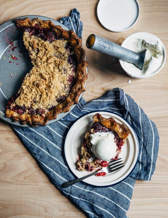 It's cherry season and there is no better season than that. Get the recipe here.