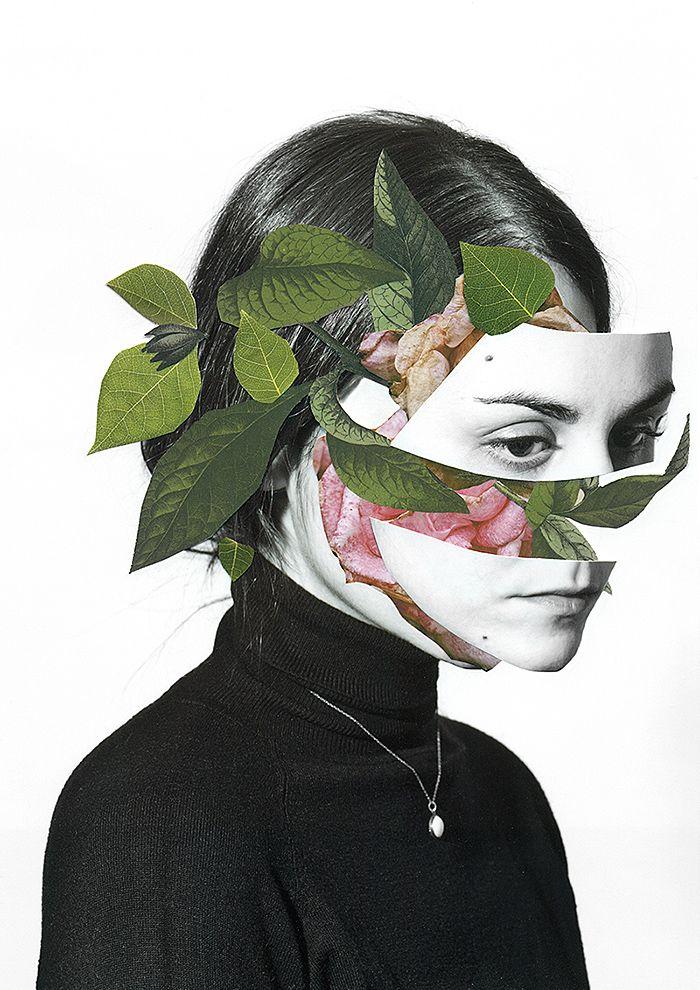Rocío Montoya | COLLAGE HANDMADE / SERIE I